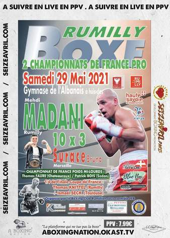 Rumilly Boxe
