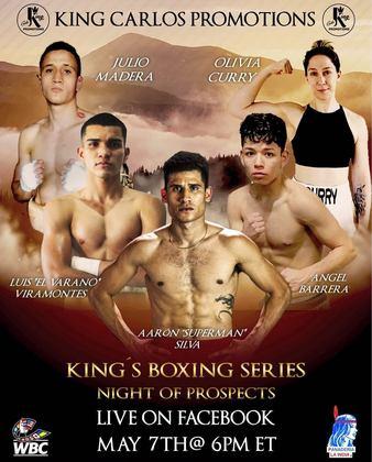 Kings Boxing Series