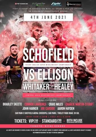 Schofield vs. Ellison