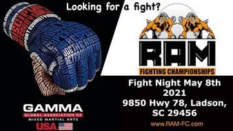 RAM Fighting Championships 1
