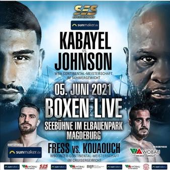 Kabayel vs. Johnson