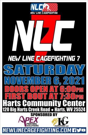 New Line Cagefighting 7