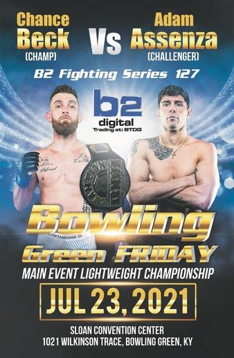 B2 Fighting Series 127