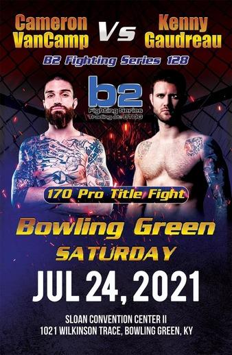 B2 Fighting Series 128