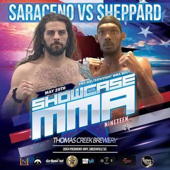 Showcase MMA 19