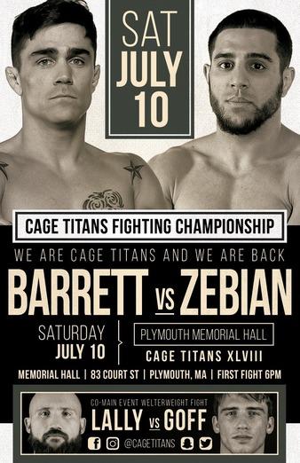Cage Titans 48