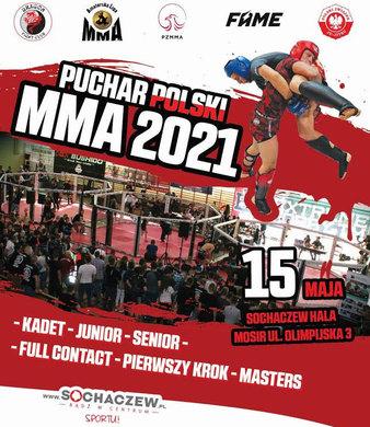 Puchar Polski MMA 2021