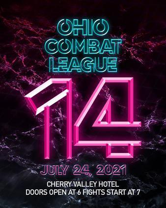Ohio Combat League 14