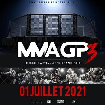 Mixed Martial Arts Grand Prix 3