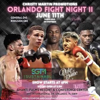 Orlando Fight Night II