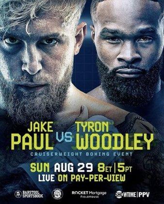 Paul vs. Woodley