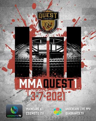 Quest MMA 1