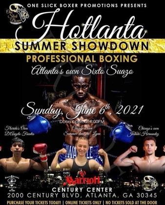 Hotlanta Summer Showdown