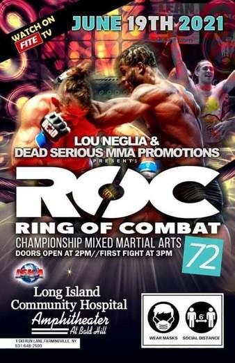 Ring Of Combat 72