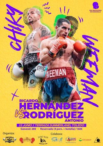 Hernandez vs. Rodriguez