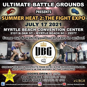 Ultimate Battle Grounds 8