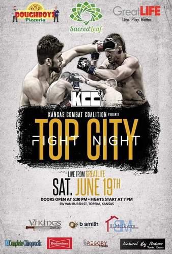 Top City Fight Night