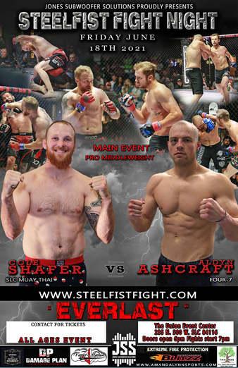 SteelFist Fight Night 77