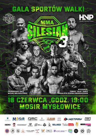 Silesian MMA 3