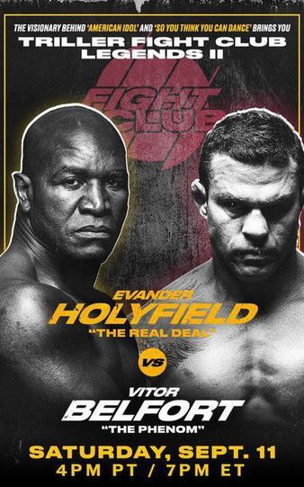 Holyfield vs. Belfort