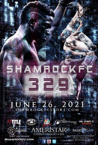 Shamrock FC 329