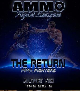AMMO Fight League 8