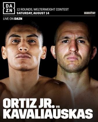 Ortiz Jr. vs. Kavaliauskas