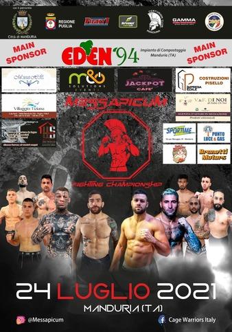 Messapicum Fighting Championship 4