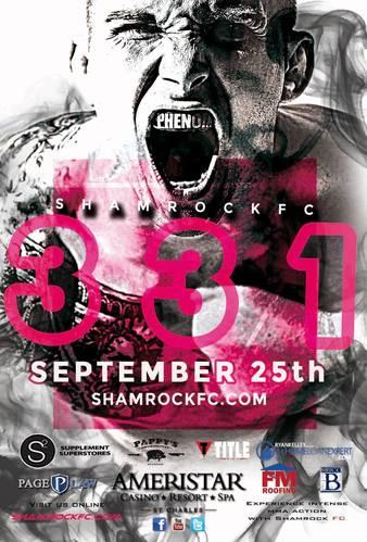 Shamrock FC 331