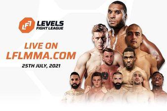 Levels Fight League 2