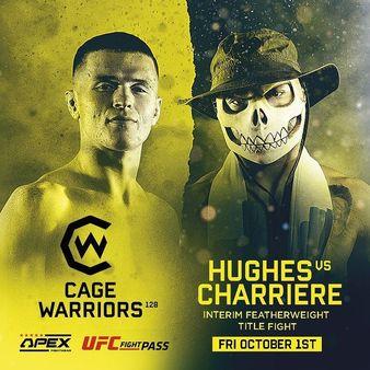 Cage Warriors 128