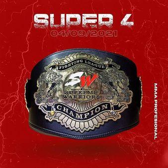 Supreme Warrior 6