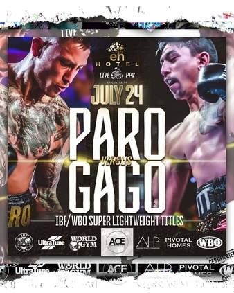 Paro vs. Gago
