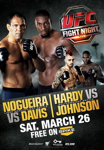UFC Fight Night 24