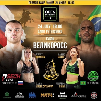 Open Fighting Championship 7