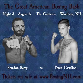 Great American Boxing Bash Night 3
