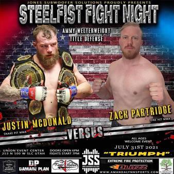 SteelFist Fight Night 78