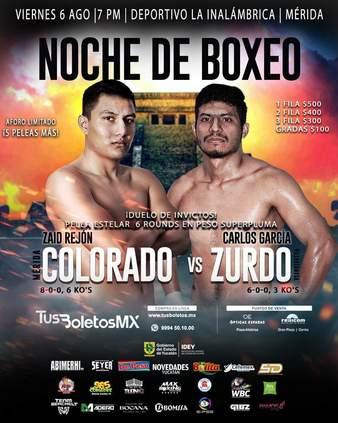 Noches de Boxeo