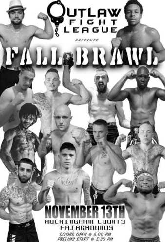 Outlaw Fight League 2