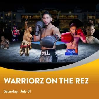 Warriors on the Rez