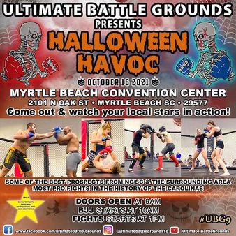 Ultimate Battle Grounds 9