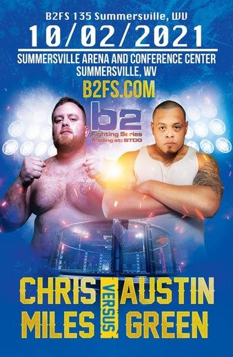 B2 Fighting Series 135