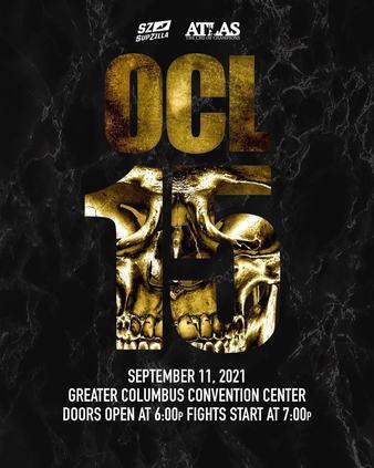 Ohio Combat League 15