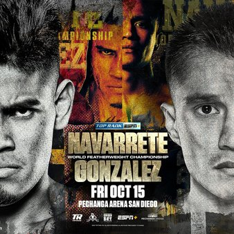 Navarrete vs. Gonzalez