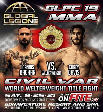 Global Legion FC 19