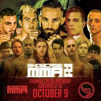 Showcase MMA 22