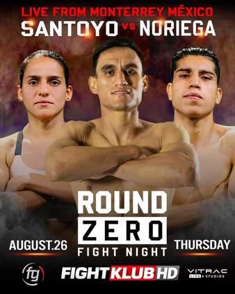 Round Zero Fight Night