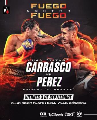 Carrasco vs. Perez