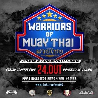 Warriors of Muay Thai