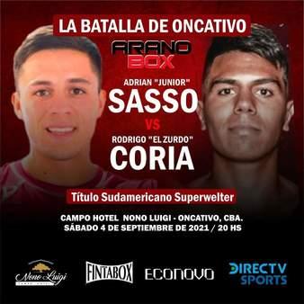Sasso vs. Coria